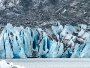 Face of the Glacier