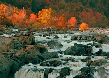 Great Falls, VA in Autumn